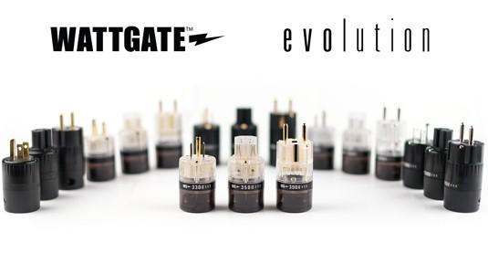 Wattgate Evolution - коннекторы для кабелей питания