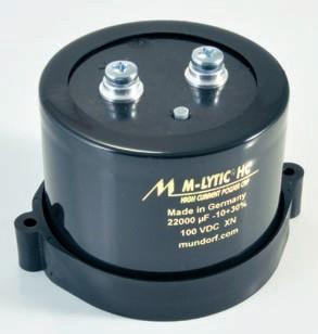 Mundorf MLHC конденсатор